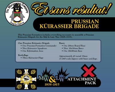 Prussian Küirassiers