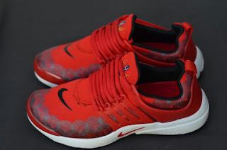 Sepatu Nike Presto Olympic Men (Premium) Red