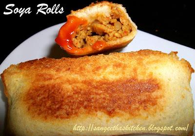 Soya Bread Rolls