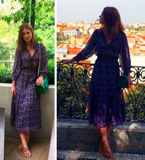 Marina Ruy Barbosa, roupas ou looks em Portugal, Totalmente Demais