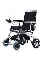 E Throne Folding Power Wheelchair