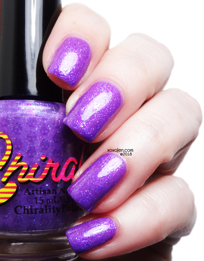 xoxoJen's swatch of Chirality Polish Say Something Nice