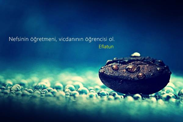 çakıl taşları, taş, su damlaları, damla, su, özlü sözler, güzel sözler, anlamlı sözler