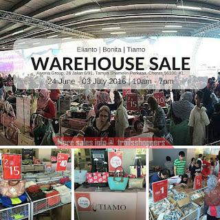 Aivoria Group Warehouse Sales 2016 Kuala Lumpur