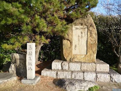 与謝蕪村石碑
