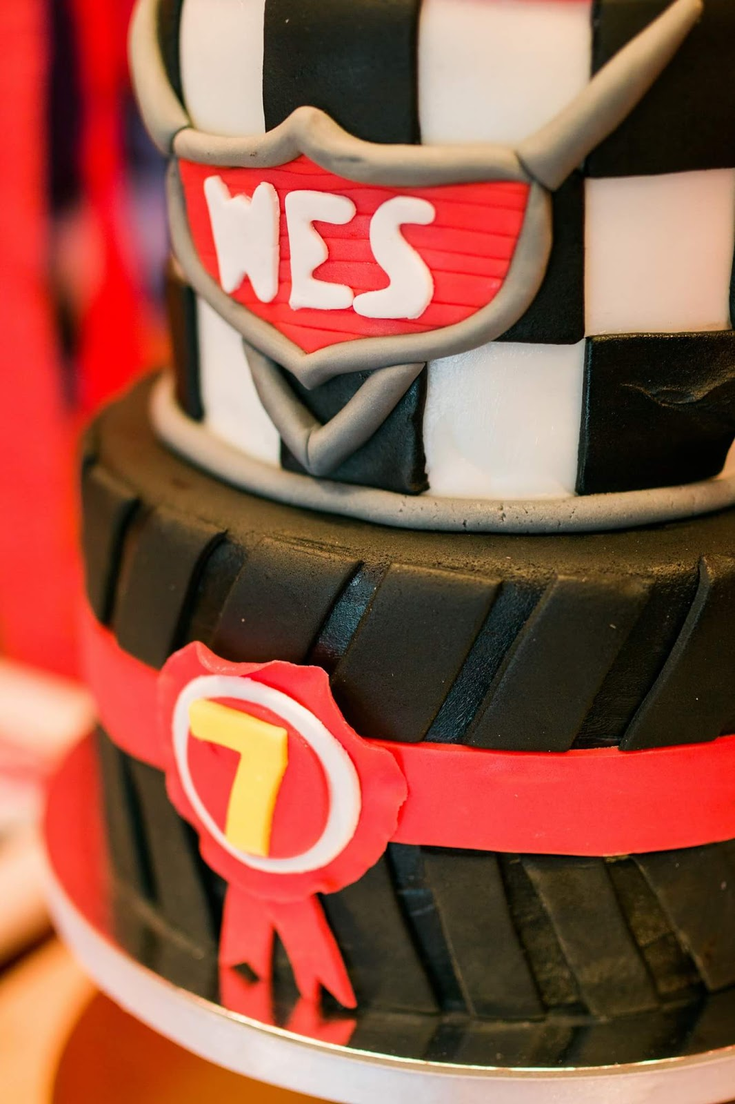 A Disney Cars Racing Themed Party And My Diy Projects Mommy
