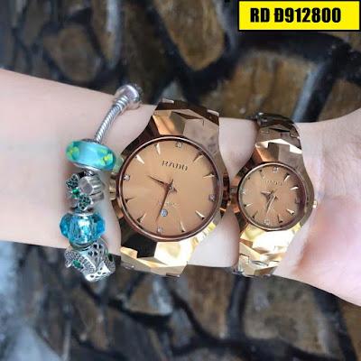 Đồng hồ cặp đôi Rado RD Đ912800