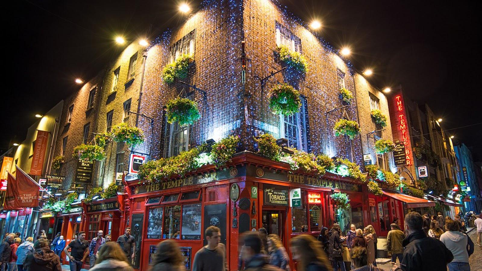 Entdecken Sie Dublin mit dem Radioreise Podcast