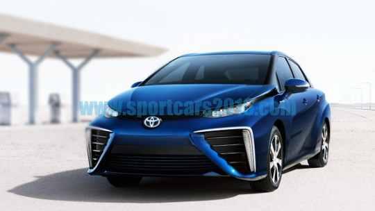 2017 Toyota Mirai Release Date