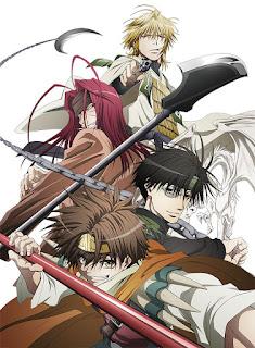 """Nuevas voces para el anime """"Saiyuki Reload Blast"""" de Kazuya Minekura"""