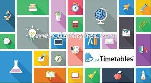 Membuat Jadwal Pelajaran Otomatis dengan ASC TimeTable 2018