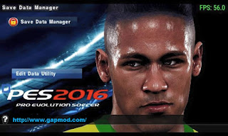 PES 2016 Patch By JPP V2 [Update] ISO Android