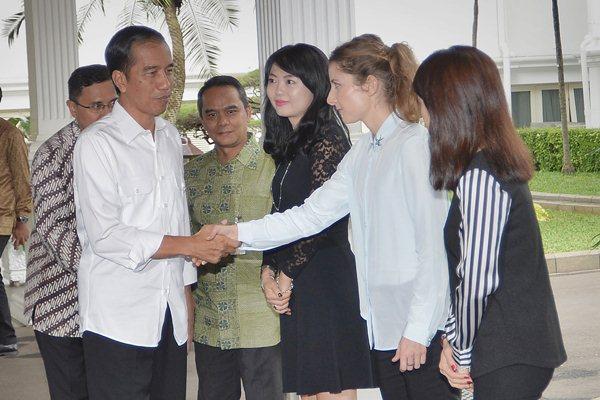 Patung Lilin Jokowi Akan Hiasi Museum Madame Tussaud