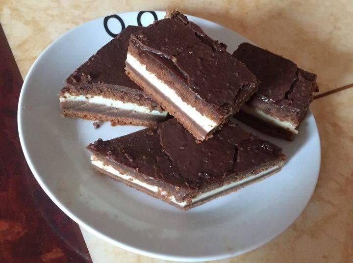 Torte Me Cokollate Receta