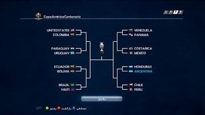 PES 13 Copa América 2016 Update Pesedit 10 v3.0 By Mr.Lak