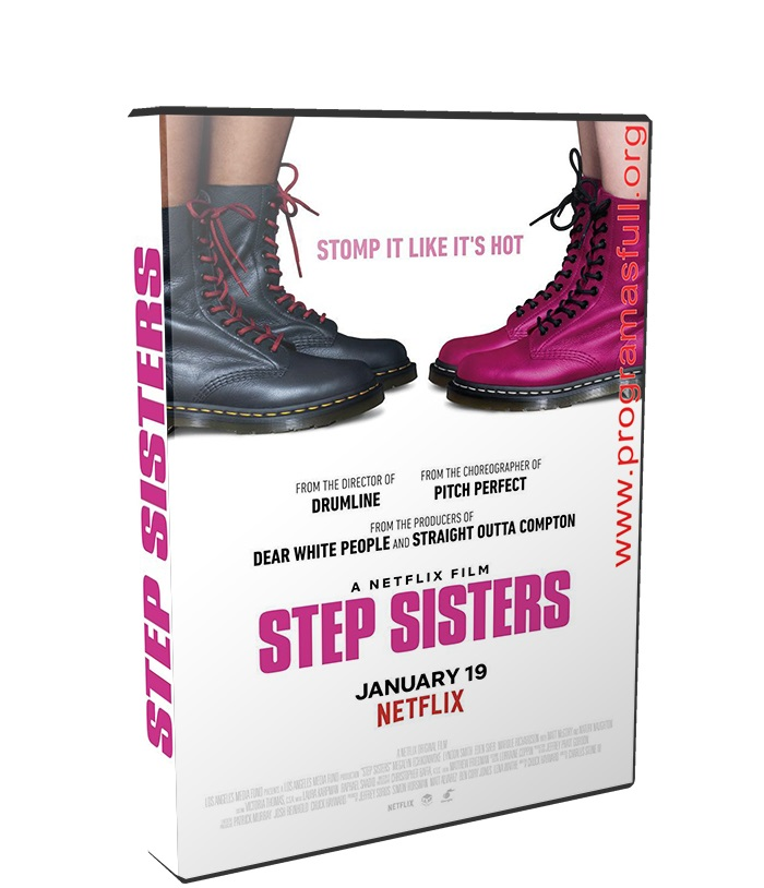 step sisters poster box cover
