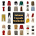 Colourful Autumn Capsule Wardrobe