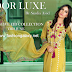 Noor Luxe Festive Eid Collection 2016-17 By Sadia Asad
