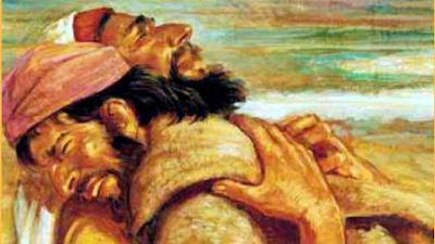 Reconciliação de Jacó e Esaú