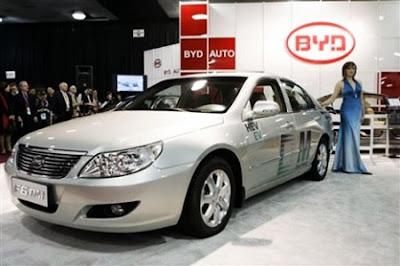 Auto elettriche: la Cina rallenta la sua espansione?