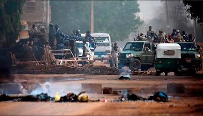 MGOGORO SUDAN: MAUAJI, UBAKAJI, NA WATU KUTOWEKA VYASHAMIRI