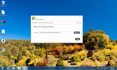 Install Windows 7 using USB Drive