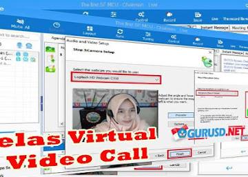 Cara atau Panduan Penggunaan Fiture Video Call Guru Pembelajar