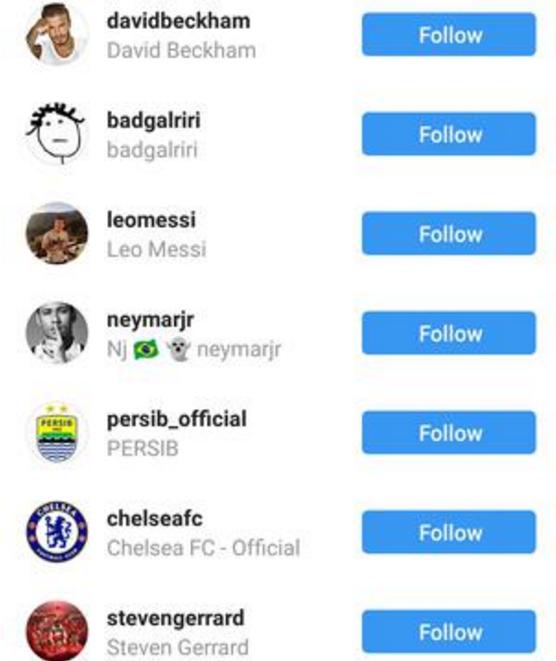 Legenda Chelsea ini Follow Instagram Persib Bandung