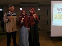 Mahasiswa UGM Raih Emas  di Asean Islamic Student Summit
