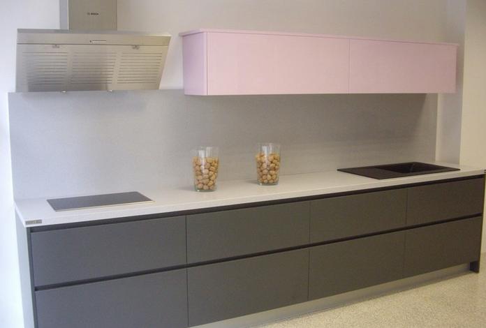 Encimeras de cocina granito o cuarzo cocinas con estilo - Materiales de encimeras de cocina ...