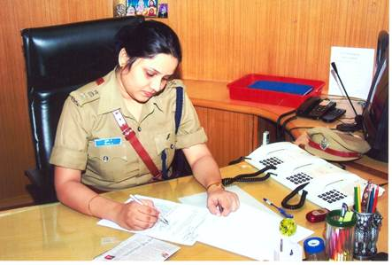 Indian-Police-Service