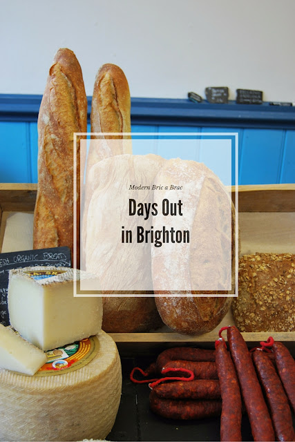 Days Out in Brighton a Brighton Food Tour 2016