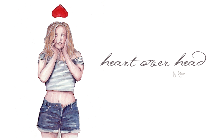 heart over head