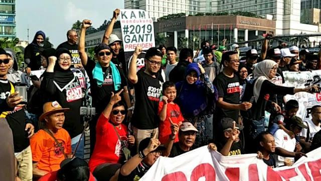 MUI Jateng: Haram Menolak atau Menerima #2019GantiPresiden