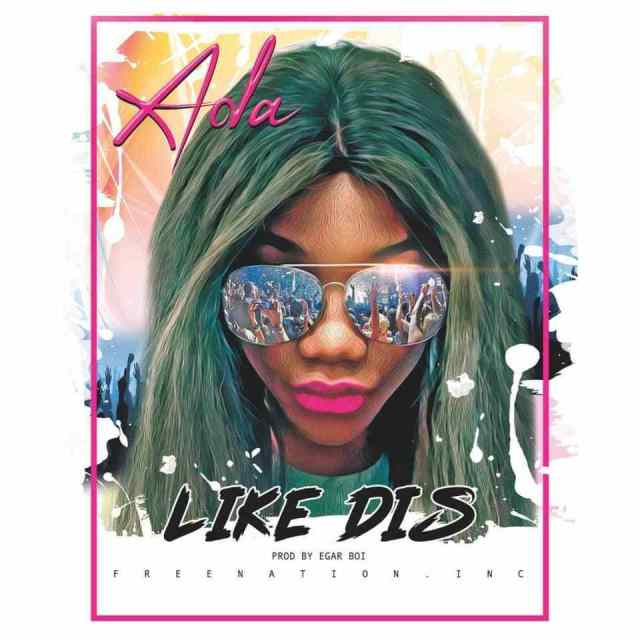 Audio: Ada-Like Dis
