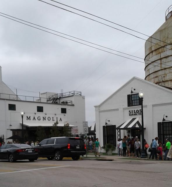 Magnolia Market Silos - Waco, Texas
