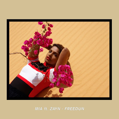 "M.I.A. ""Freedun"" ft. ZAYN"