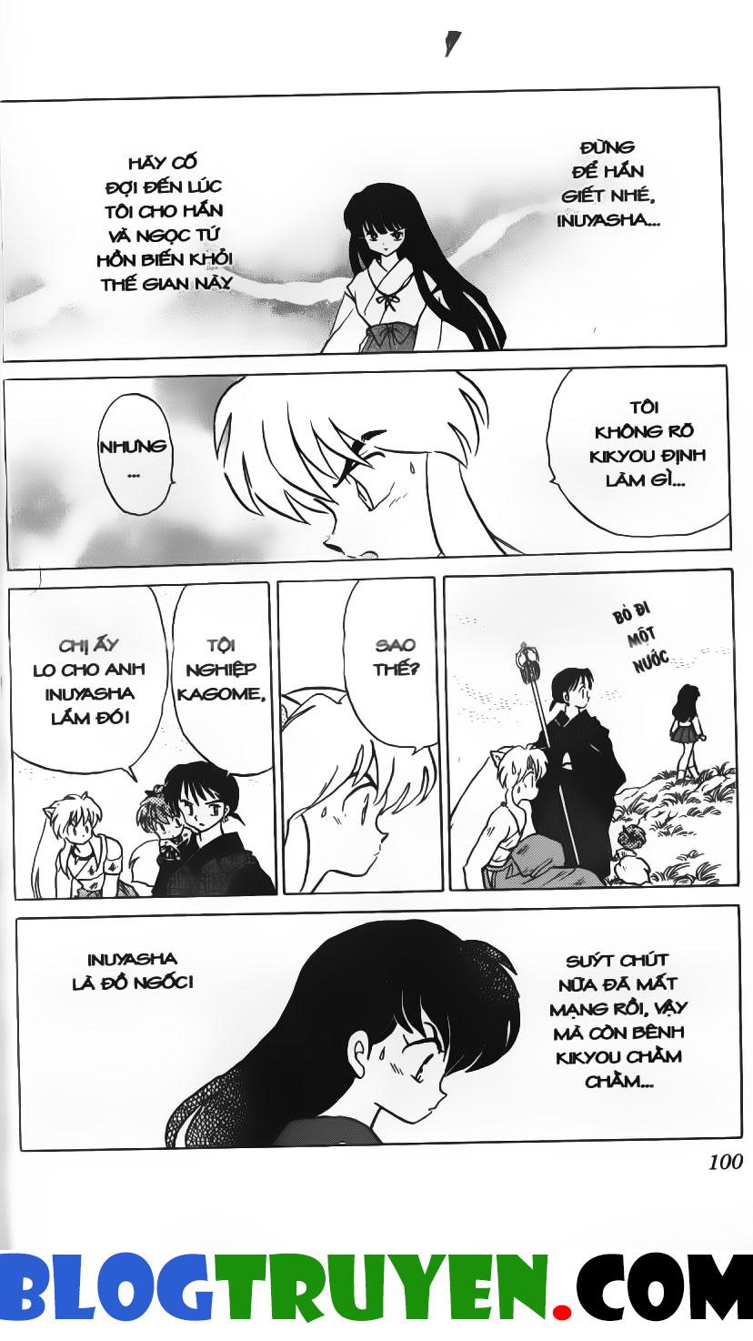 Inuyasha vol 16.6 trang 7
