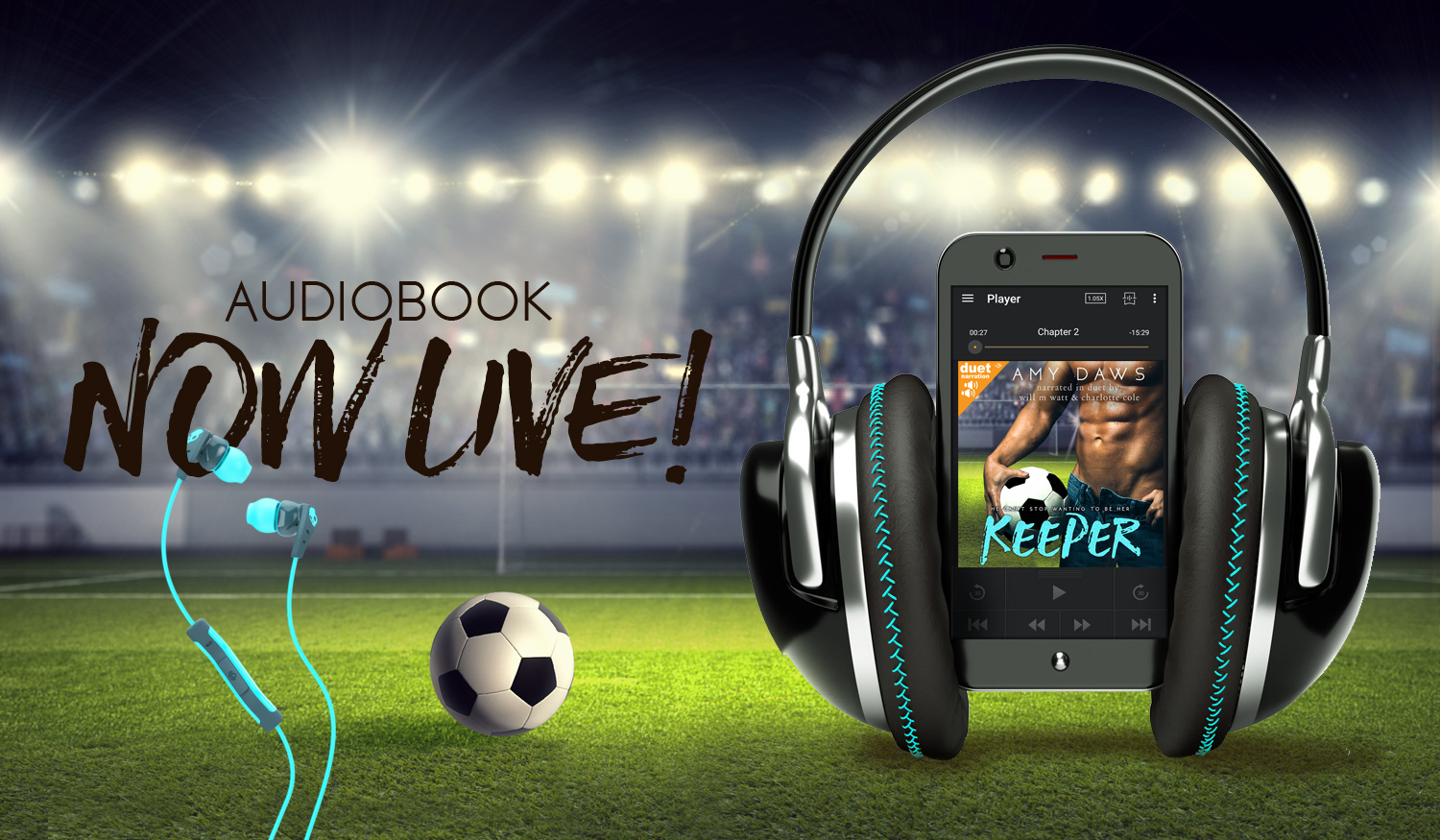 Keeper Now On Audio!