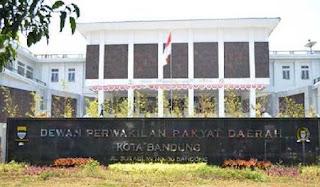 Daftar Anggota DPRD Kota Bandung Hasil Pemilu 2019