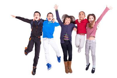 Mengapa  Anak – Anak  Cepat Tinggi