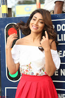 Shriya Saran looks super cute in off shoulder top and Red Skirt ~  Exclusive Celebrities Galleries 085.JPG