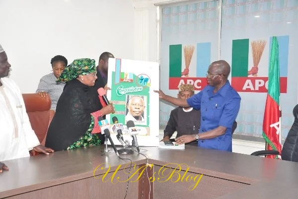 APC: Oshiomhole speaks on 2019 election