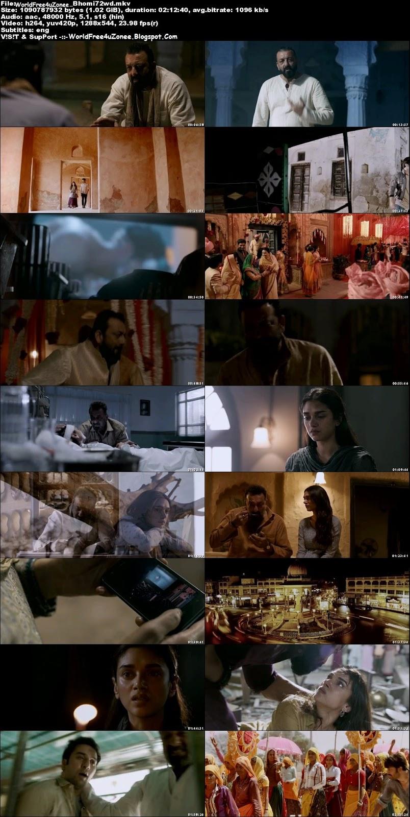Bhoomi (2017) Hindi HDRip 720p 1GB Full Movie Free Download And Watch Online Latest Bollywood Hindi New Movies 2017 Free At WorldFree4uZonee.Blogspot.Com