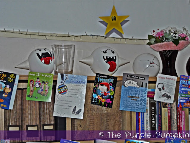 Boo Balloons | The Purple Pumpkin Blog