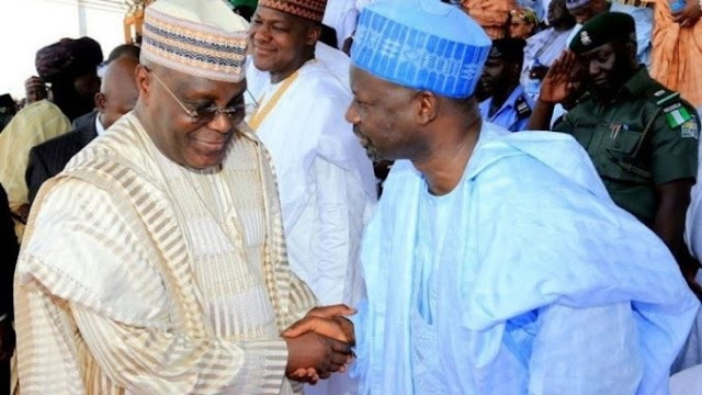 2019: Atiku Solicits Support Of Dankwambo