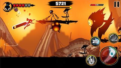 Stickman Revenge 3 v1.0.12 MOD Apk