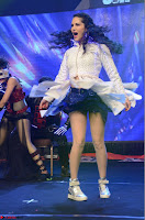 Sunny Leone Dancing on stage At Rogue Movie Audio Music Launch ~  028.JPG