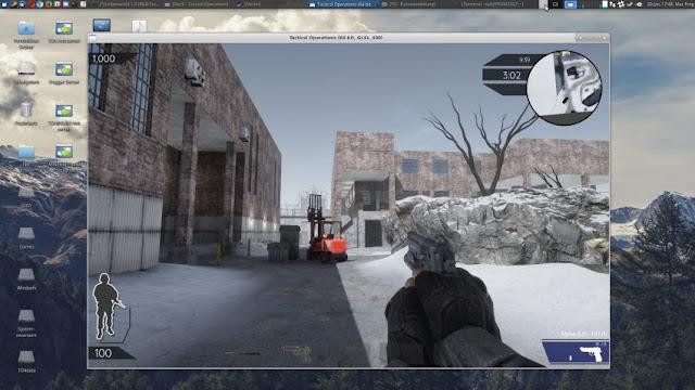 Mais um jogo de FPS vindo para Linux, o TO4: Tactical Operations