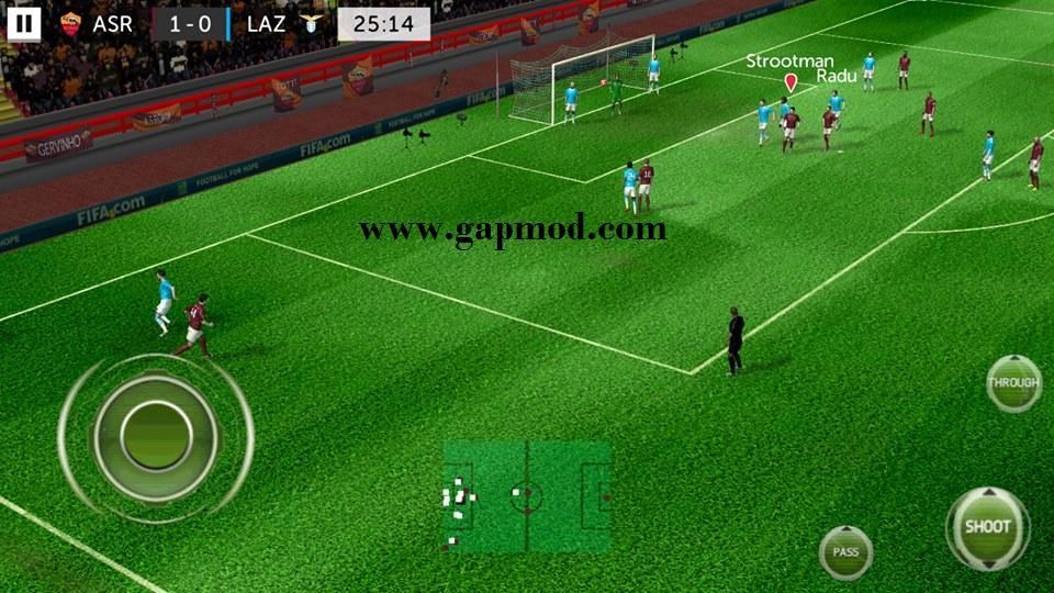 First Uch Soccer Mod